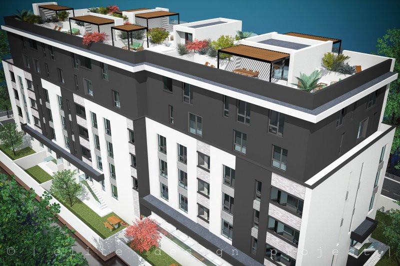 C&C Residence ofera spre vanzare studio-uri si apartamente cu 2, 3 sau 4 camere
