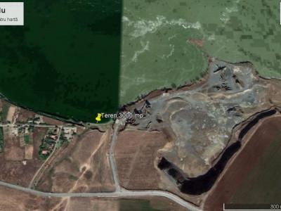 Sibioara - Teren intravilan 3000 mp, deschidere la Lacul Tasaul