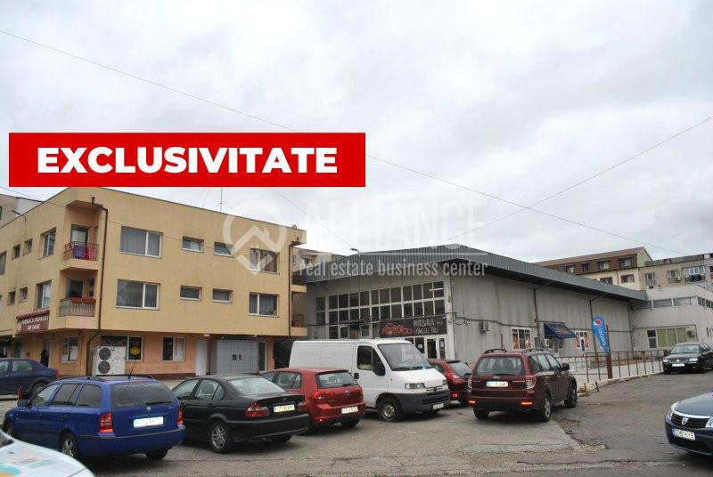 PIATA CET - Complex comercial cu multiple optiuni!