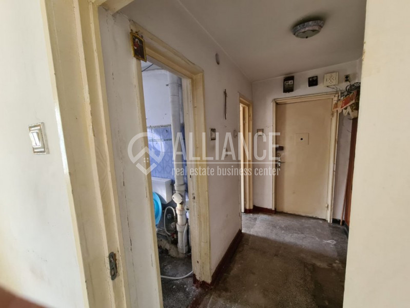 Tomis Nord - Brotacei - apartament 2 camere parter stradal