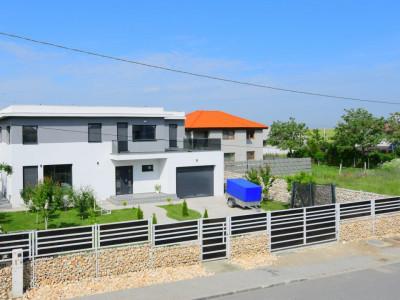 Vila moderna P+E cu teren 500mp si Comision 0%