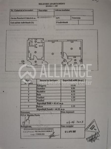 TOMIS III - Soveja- 2 camere la  etajul 2, gaze la usa